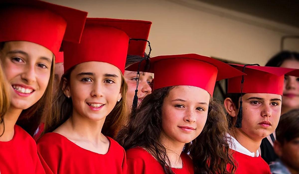 Alumnos Escuelas Ave María